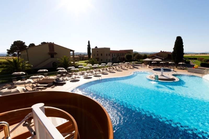 Resort nella Maremma Toscana